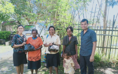 Gratitude from the Chief of a Papuan Tribe