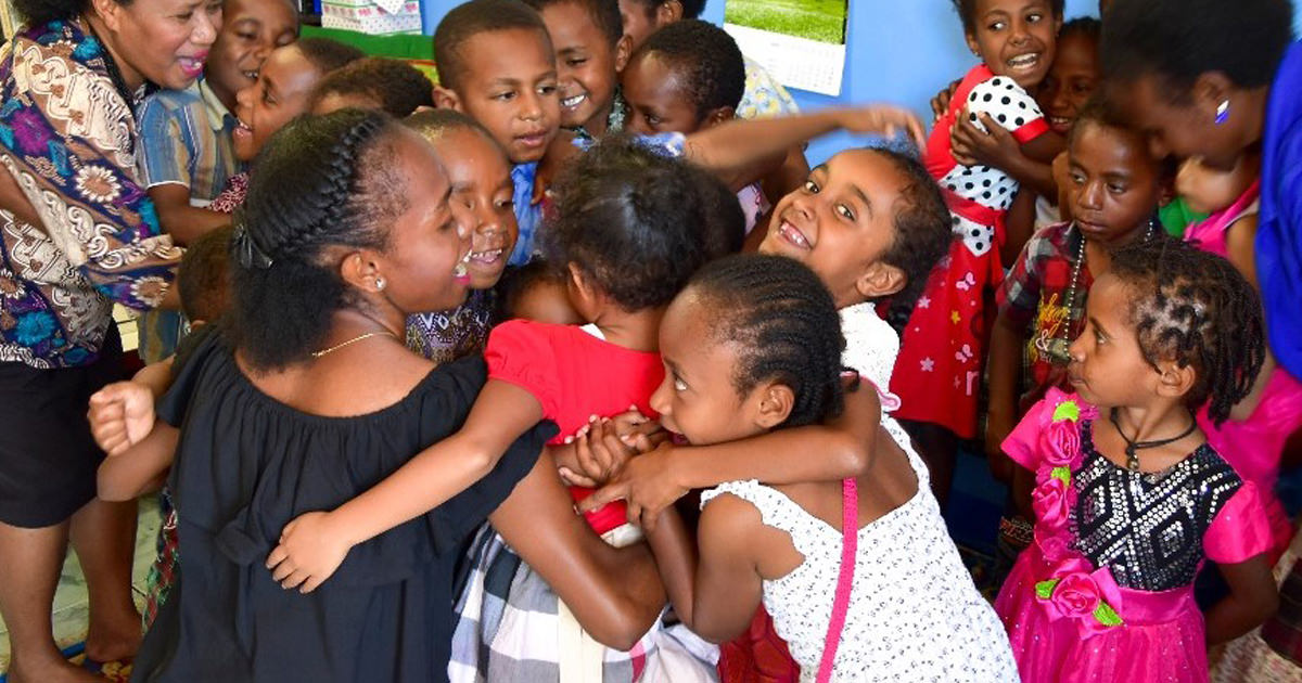 Mustard Seed Children's Home Showing Love